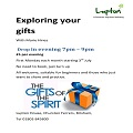 Exploring your Gift at Lupton House