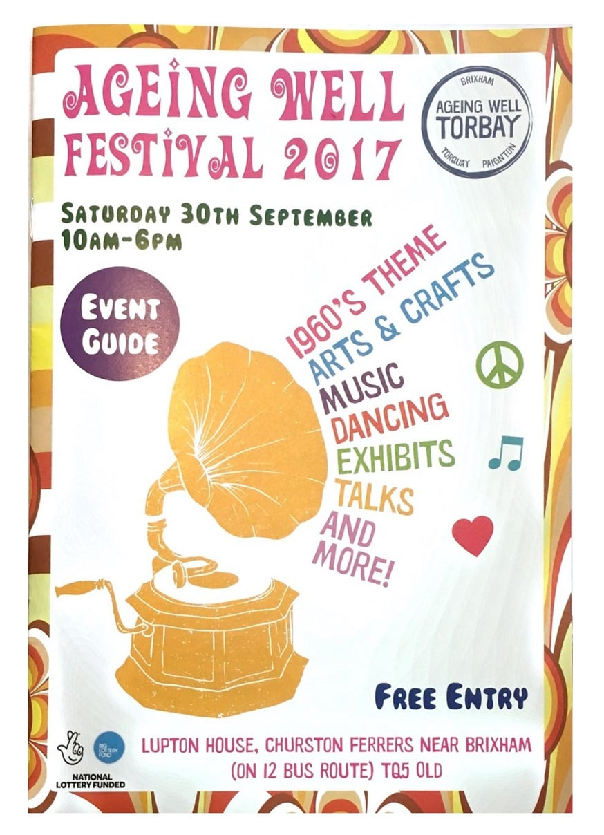 Ageing Well Festival 2017 - Event at Lupton House