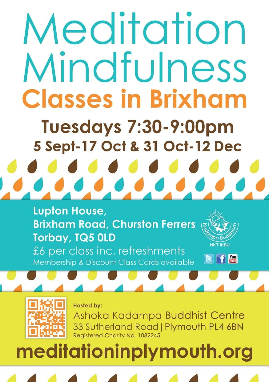 Meditation Mindfulness - Event at Lupton House