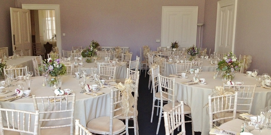 Weddings at Lupton House