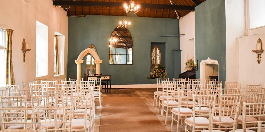Sanctuary Room - Event hire at Lupton